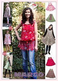 MaMu Design Margo jurk voor dames
