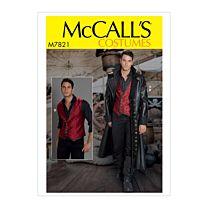 McCall's 7821