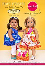 Modkid Mini Naomi poppenkleding