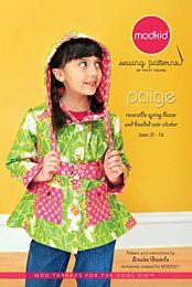 Modkid Paige patroon jas