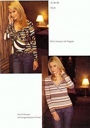 Pattern Company - 06-466 Top in twee varianten