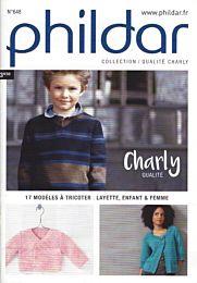 Phildar qualité Charly (nr. 648)