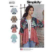 Simplicity 8172