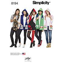 Simplicity 8194