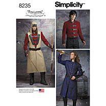 Simplicity 8235