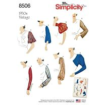 Simplicity 8506