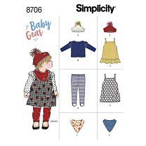 Simplicity 8706