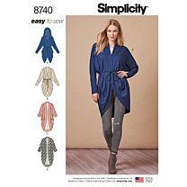Simplicity 8740
