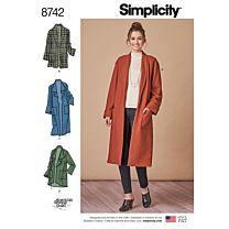 Simplicity 8742