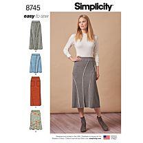Simplicity 8745