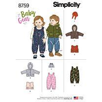 Simplicity 8759