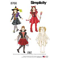 Simplicity 8766