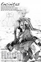 Studio Tantrum Encinitas zomerjurk voor meisjes