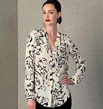 Vogue - 1412 Blouse