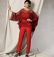 Vogue - 1491 Tuniek, broek
