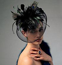 Vogue 8868 vintage haarstukken/hoedjes