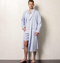 Vogue 8964 herenpyjama's en ochtendjas