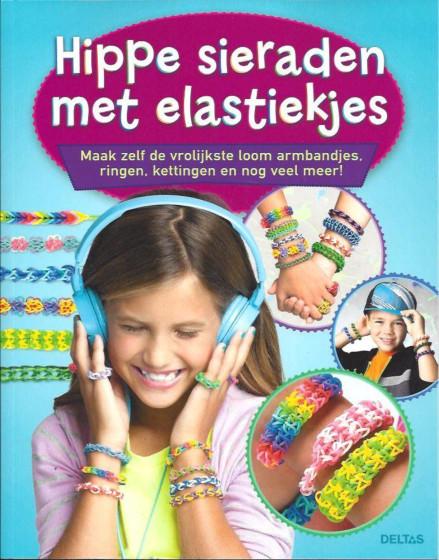 Hippe sieraden met elastiekjes ISBN 9789044741025
