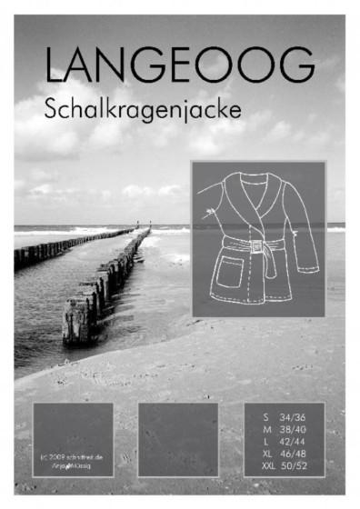 Farbenmix Langeoog damesjasje