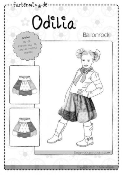 Farbenmix - ODILIA