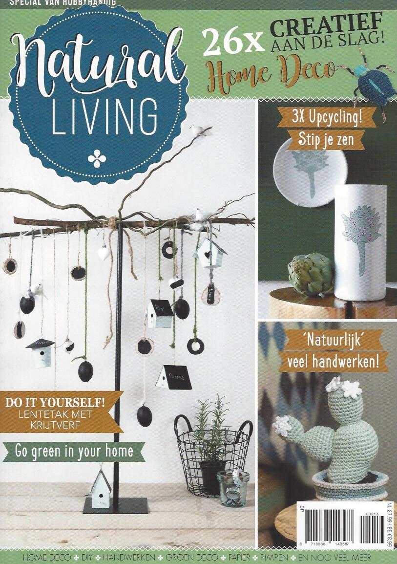 Hobby Handig 213 - Natural Living