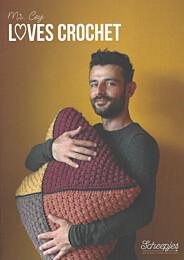 Mr. Cey loves crochet