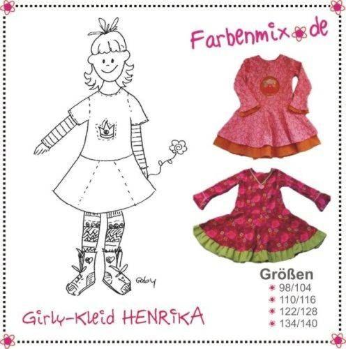 Farbenmix - HENRIKA