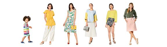 Nieuw: Burda Style lente/zomercollectie 2020