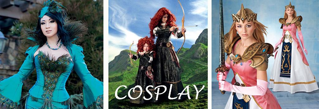Cosplay Fantasy naaipatronen