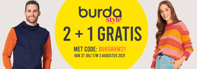 Burda style 2+1 gratis