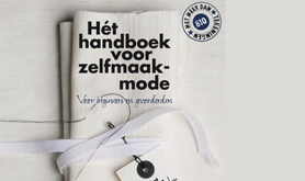 Knipmode - Hét handboek voor Zelfmaakmode