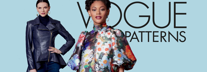 Vogue Patterns naaipatronen